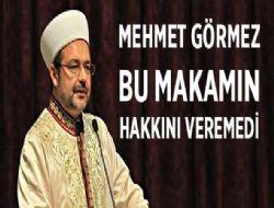 MEHMET GÖRMEZ'İN FİKİR BABASI MUSA CARULLAH'I TANIYALIM